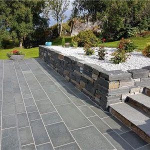 Naturstein mur